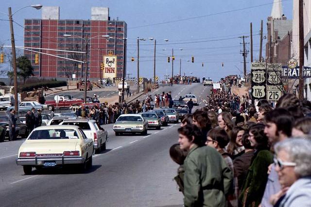 Presidential Motorcade (1973)