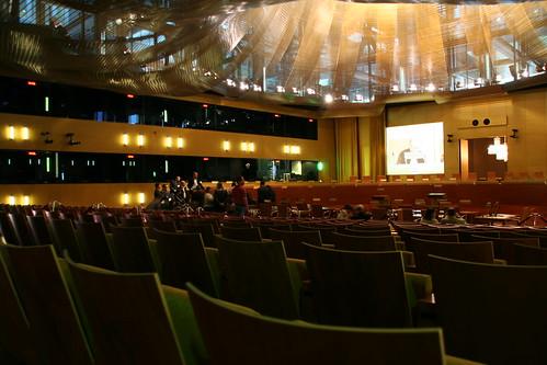 European Court of Justice - Grand courtoom