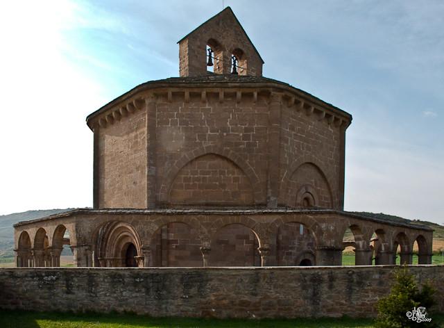 Santa María de Eunate.