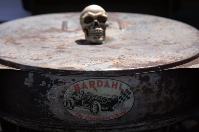 Built Rat Rod Air Cleaner : Flickriver random photos from hot rod skulls pool