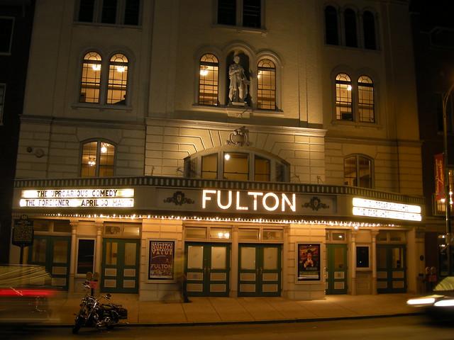 Fulton Theater Lancaster Pennsylvania Flickr Photo
