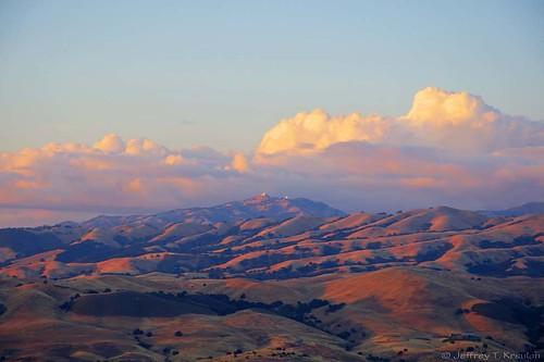 california sunset landscape sanjose hdr lickobservatory mounthamilton nikond90