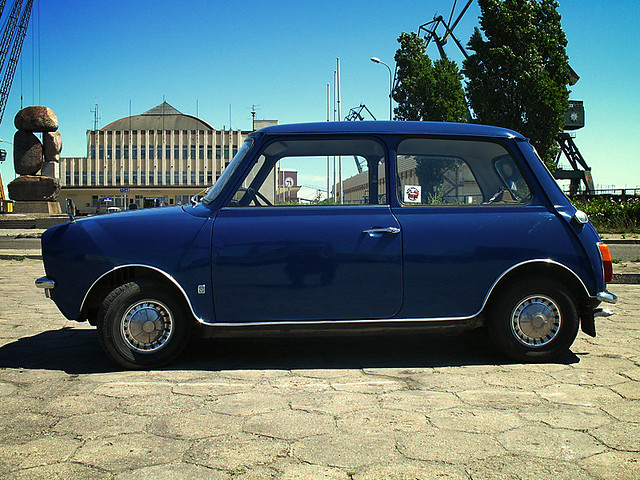 austin mini clubman 1971 flickr photo sharing. Black Bedroom Furniture Sets. Home Design Ideas