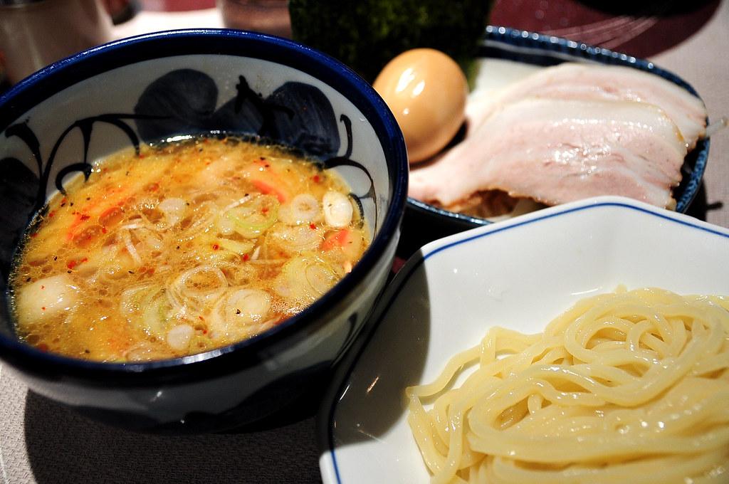 三ツ矢堂製麺-マル得つけめん (980)