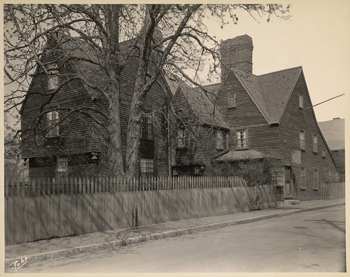 House of the Seven Gables (Turner-Ingersoll Mansion)