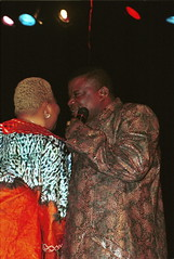 Congo Music Live Festival Kings Cross London Madilu System RIP Oct 13 2001 021 big man