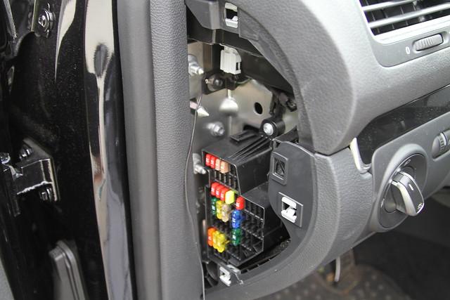 Diy  Escort 9500ci Install   Vw Golf R