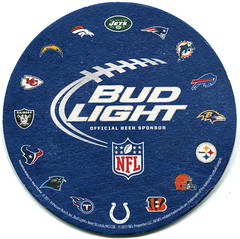 Bud Light - National Football League, American Conference