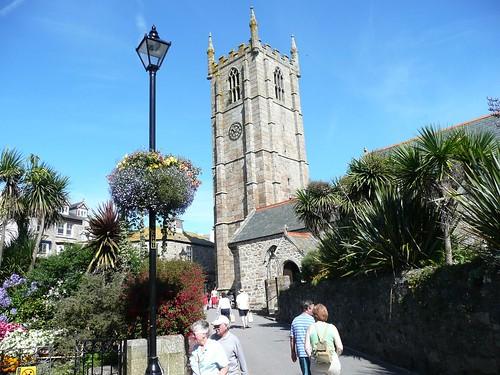 St.Ia's Church,St.Ives,Cornwall