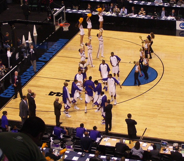 Lsu Player Intros Geaux Tigers So I Got To Go See My B Flickr Photo Sharing