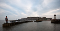 The Piers, Whitby