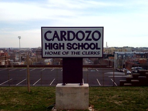 New Columbia Heights: Update: when is the Cardozo High ...