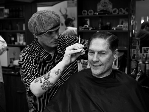 Nicky The Barber