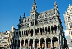 2009.03 BELGIQUE - BRUXELLES - la Grande Place