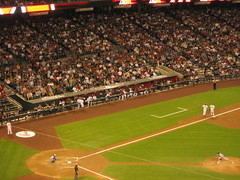 Diamondbacks Dugout, Arizona Diamondbacks 9, Los Angeles Dodgers 4, Chase Field, Phoenix, Arizona (30)