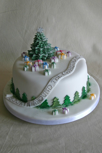 Cakes Christmas Ideas - THE MOST BEAUTIFUL BIRTHDAY