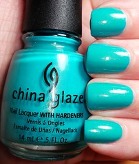 China Glaze Custom Kicks