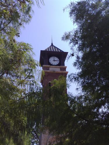 Irving Clock Tower