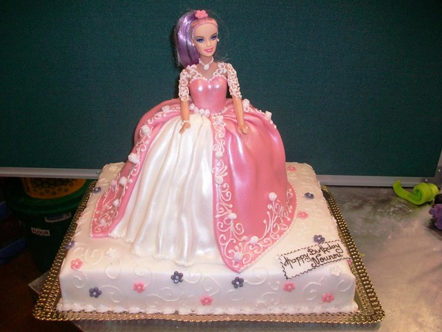 Cake Design For Barbie : 3624786777_f5af9b5df4_z.jpg?zz=1