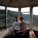 Small photo of Riding the Arima Ropeway
