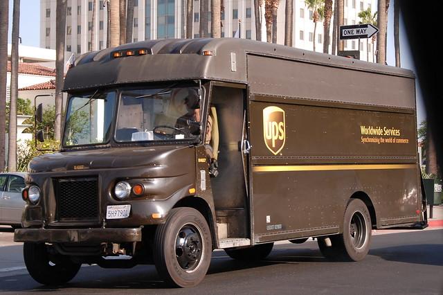 Ups Delivery UNITED PARCEL SERVICE ...