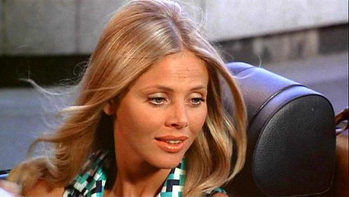 Sugar and Spice: Say Goodnight To Britt Ekland