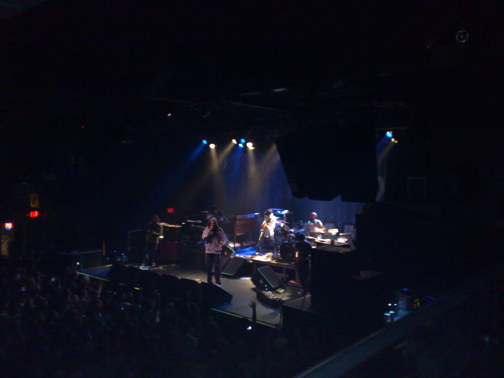 Matisyahu at First Avenue in Minneapolis
