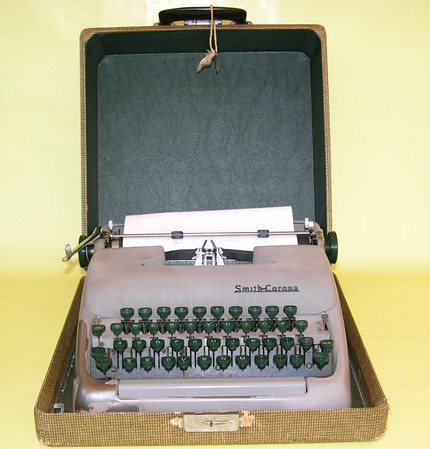 Contents contributed and discussions participated by jeff curtis smith corona typewriters manual fandeluxe Images