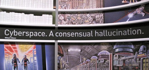 Cyberspace. A consensual hallucination