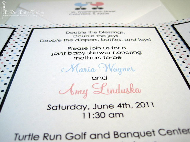Joint Baby Shower Invitations correctly perfect ideas for your invitation layout