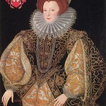 Lettice Knollys, great-niece of Anne Boleyn, Granddaughter of Mary Boleyn