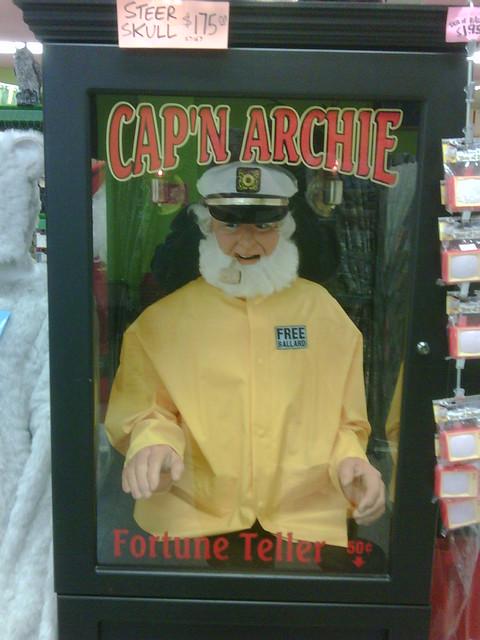 Capt. Archie