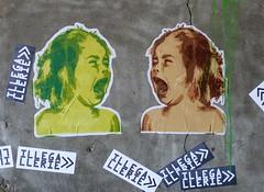 Illegallerie #2 - Hamburg 2008