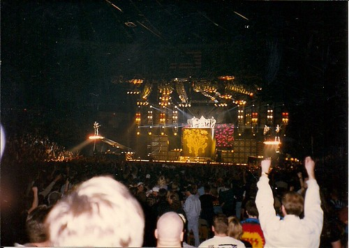 04/22/97 Kiss @ St. Paul, MN