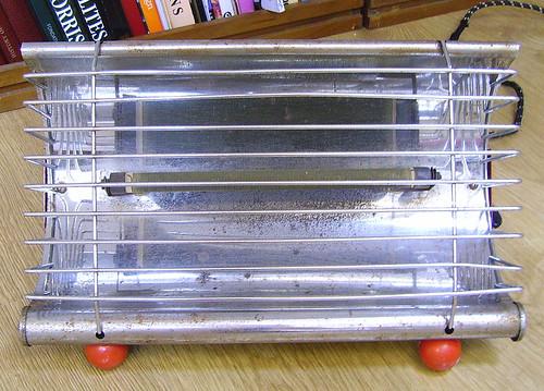 My Old Heater