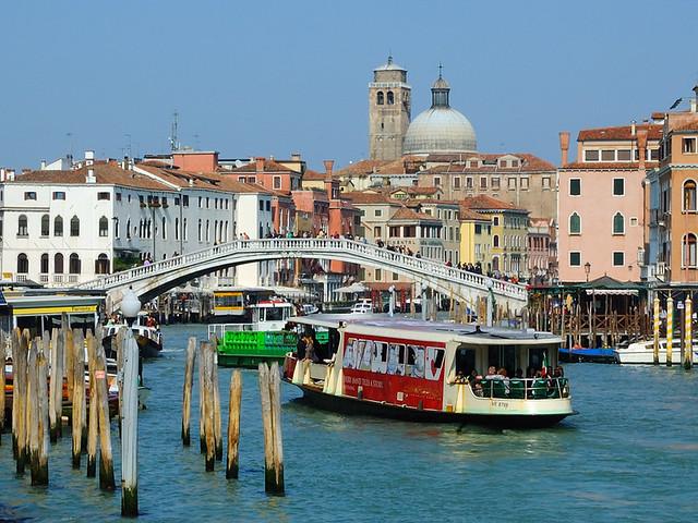 Venice souvenir: Ponte degli Scalzi