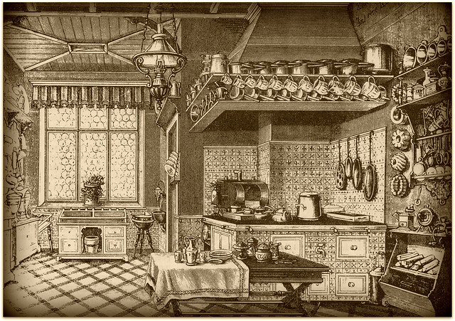 Photo for Edwardian kitchen
