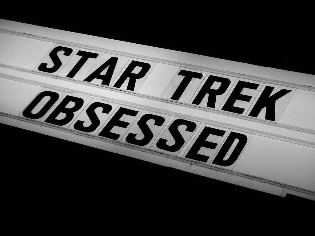 Star Trek Obsessed
