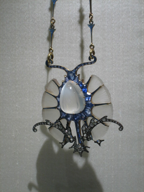 Lalique Quot Thistle Quot Pendant Flickr Photo Sharing