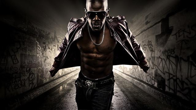 Rap Artist Mustafa
