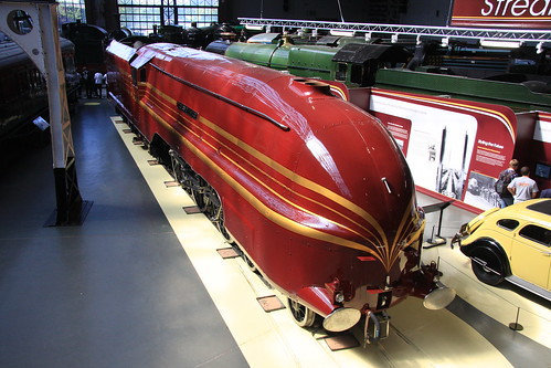 6229 DUTCHESS OF HAMILTON in Streamlined Condition