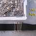 Safety Pin Belt DIY - 3