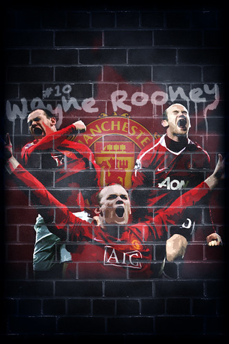 Wayne Rooney wallpaper by iPhone