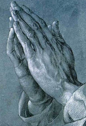 Praying Hands Duerer