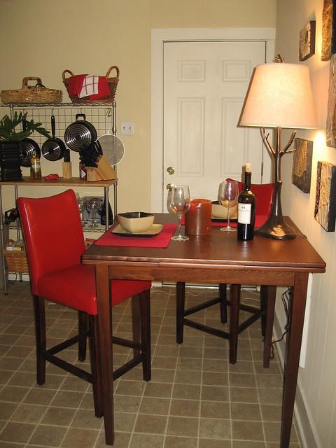 Kitchen Table Overhead Lights