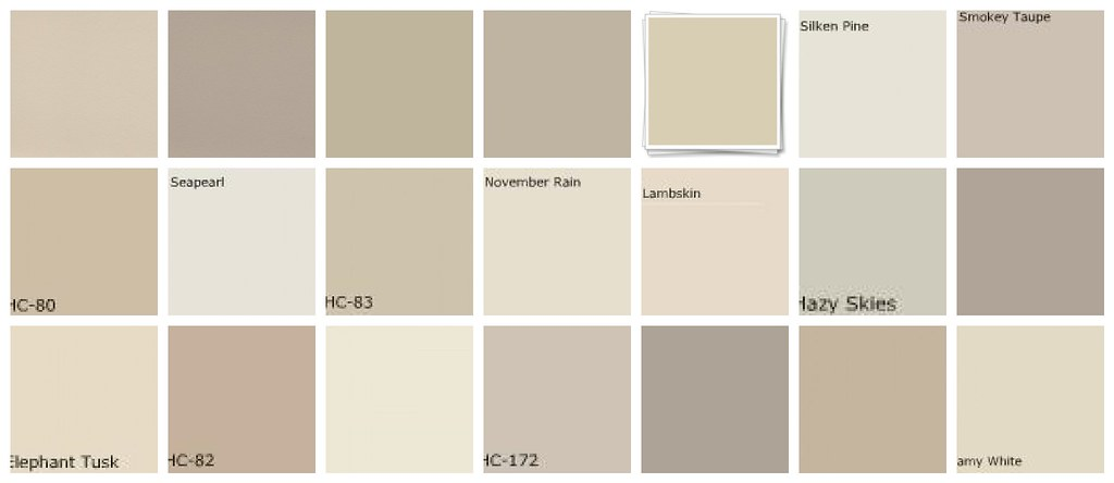 Neutral paint colors greige designers 39 favorites flickr - Neutral colors to paint a living room ...
