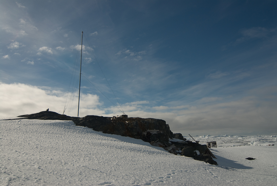 Base W Antenna Tower