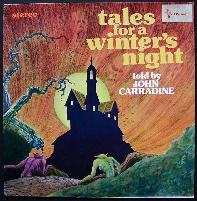 Tales for a Winter's Night told by John Carradine