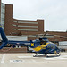 0196 Survival Flight Helicopter University of Michigan Hospital by clear_image@sbcglobal.net