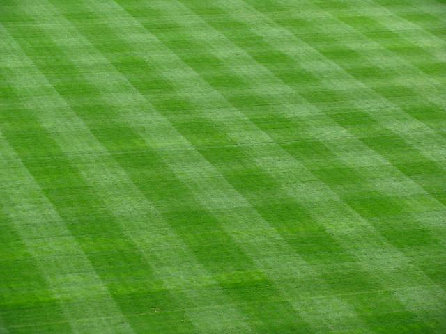 Grass Pattern Wrigley Field Flickr Photo Sharing